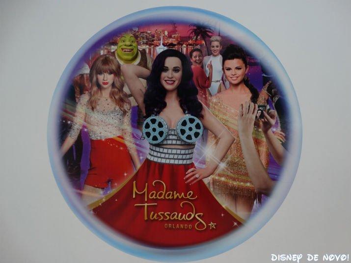Madame Tussauds Orlando Celebridades