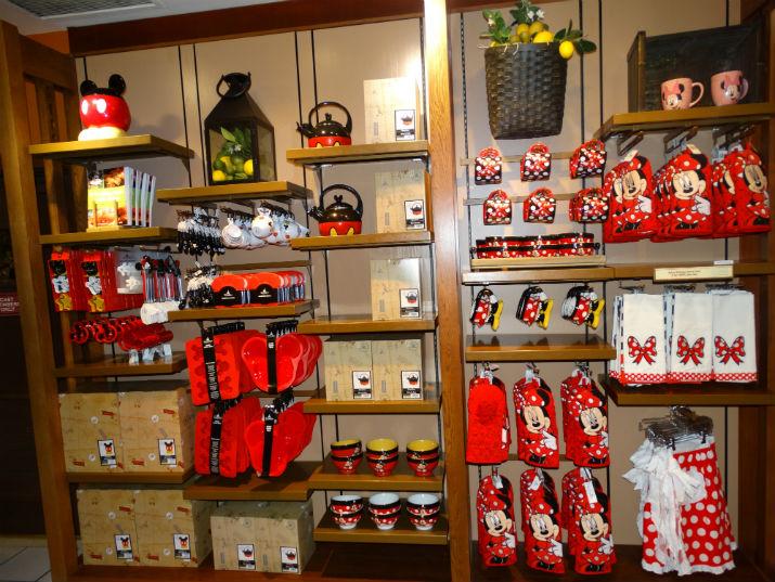 Mickey's Pantry Cozinha
