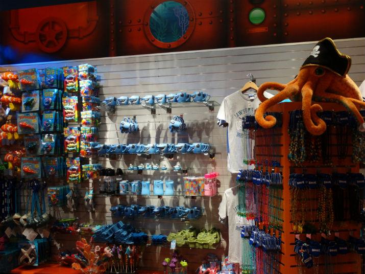 Aquario_Sea_Life Orlando_produtos
