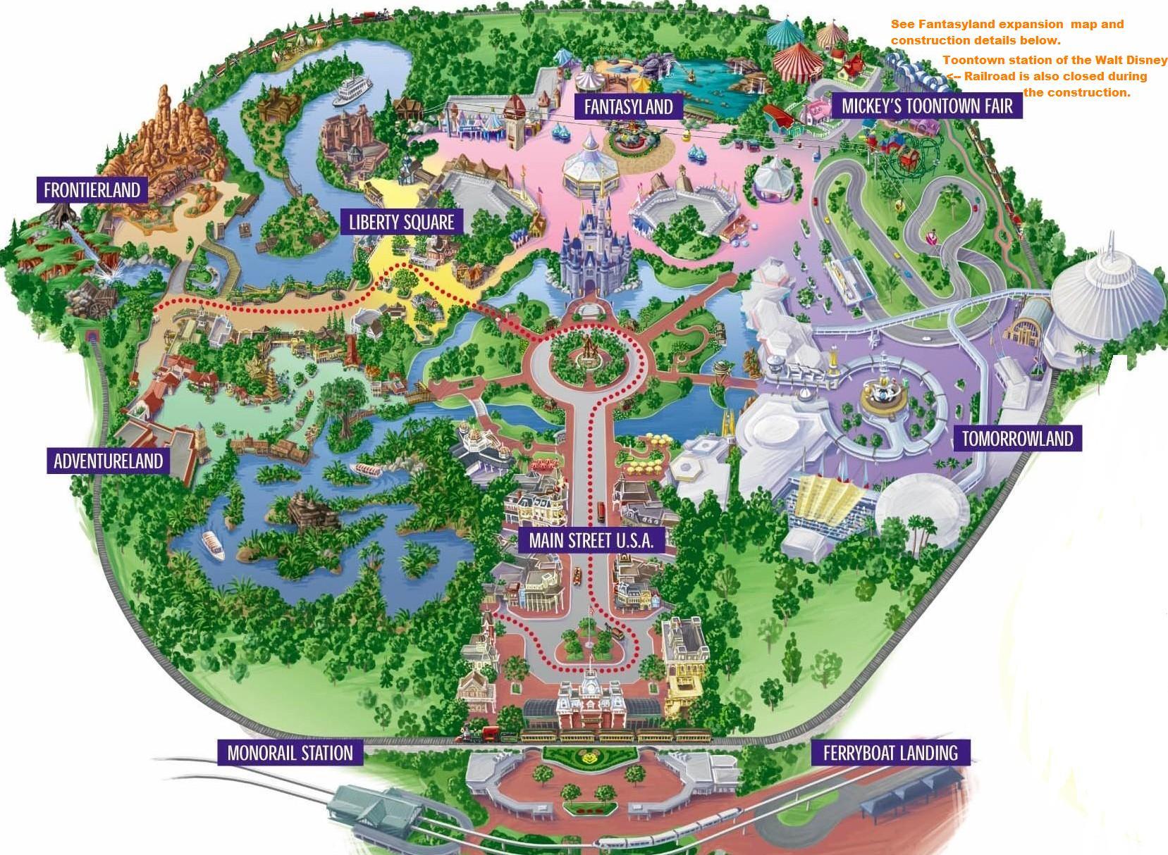 Orlando florida mapa disney verkuilenschaaij orlando florida mapa disney gumiabroncs Gallery