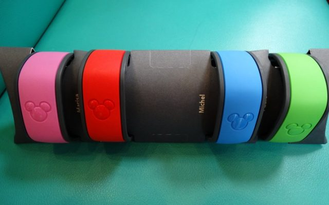 MagicBand – a pulseira da Disney