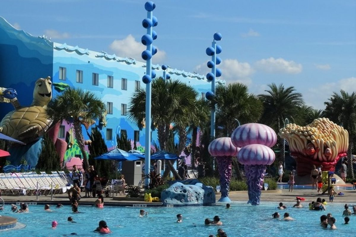 Disney's Art of Animation – hotel fantástico para a família