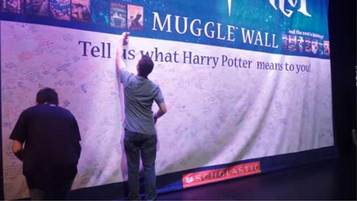 Celebration of Harry Potter Scholastic
