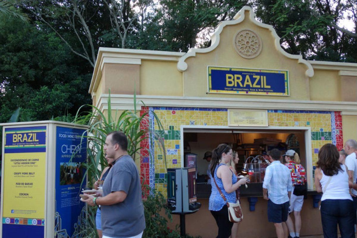 Food  & Wine – Festival de comidas e bebidas no Epcot
