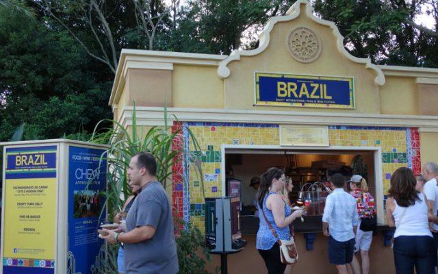 Food  & Wine — Festival de comidas e bebidas no Epcot