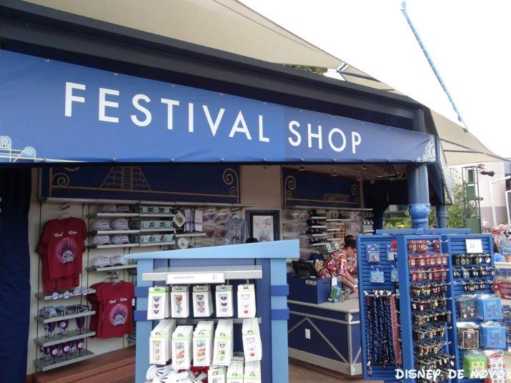 Festival Shop- Food- Wine- Festival