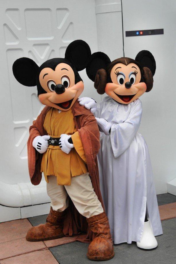 Mickey-Minnie- Star-Wars- Weekend
