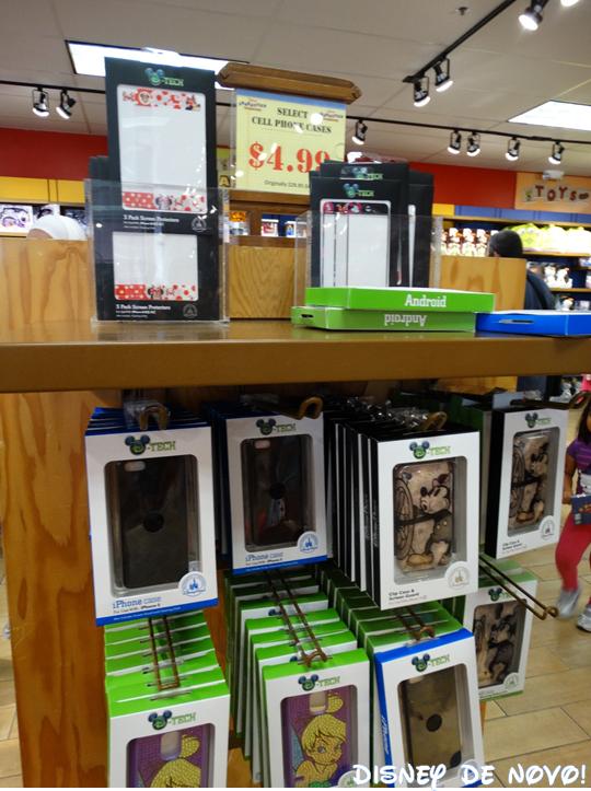 Disney Character Warehouse outlet disney celular
