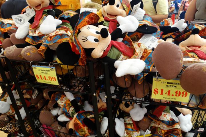 As lojas Outlet da Disney em Orlando- você tem que ir!