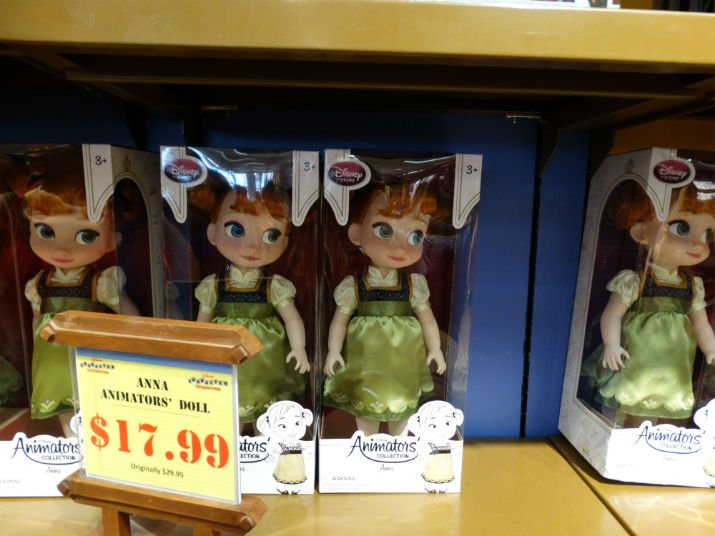 Outlet_Disney_Anna