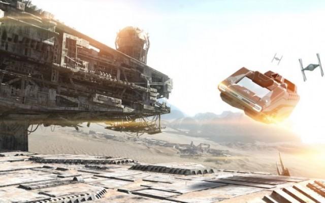 Star Wars — novas atrações no Hollywood Studios