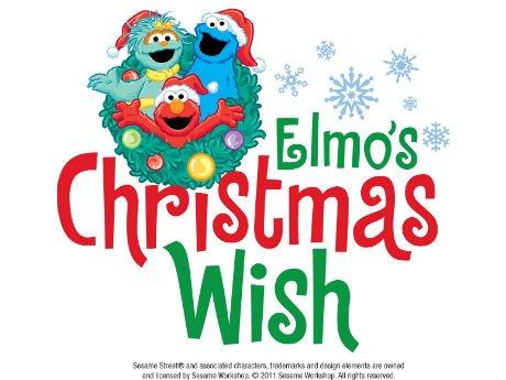 Elmo's Christmas Wish Sea World