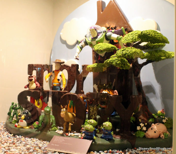 food-and-wine-festival-chocolate-sculpture-toy-story