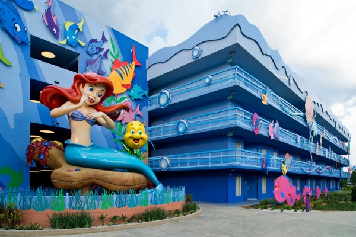 Quais são os Hotéis da Disney em Orlando?