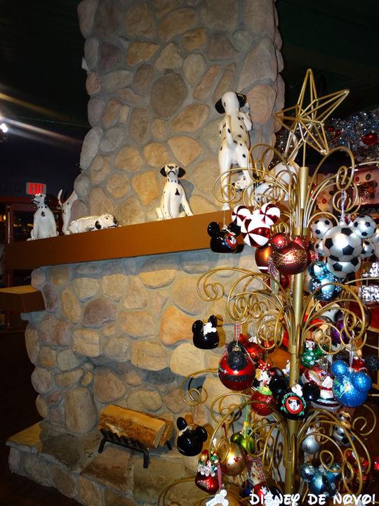 Loja Days of Christmas Dalmatas
