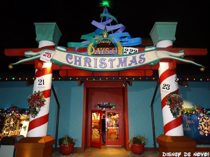 Loja Natal Days of Christmas
