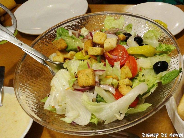 Salada Olive Garden