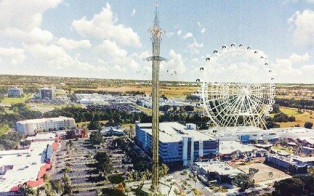 StarFlyer mais alta do mundo chega em Orlando