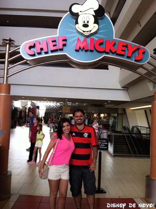 Chef Mickey Contemporary Resort