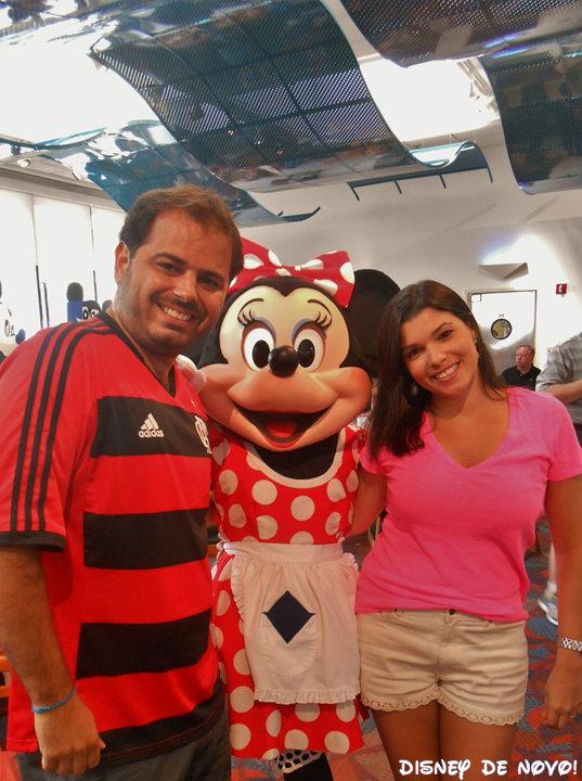 Chef Mickey Minnie