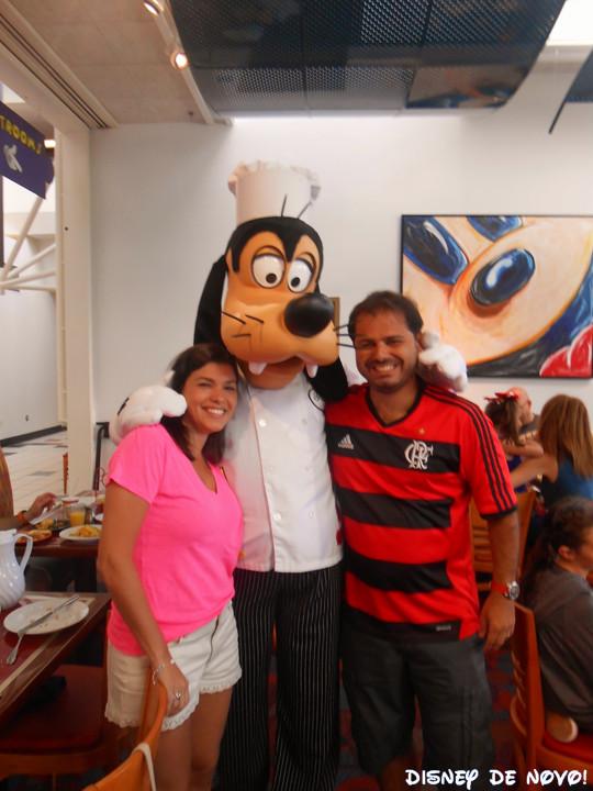 Chef Mickey Pateta