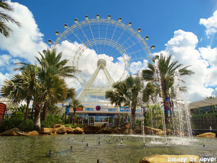 The Wheel Orlando Dia