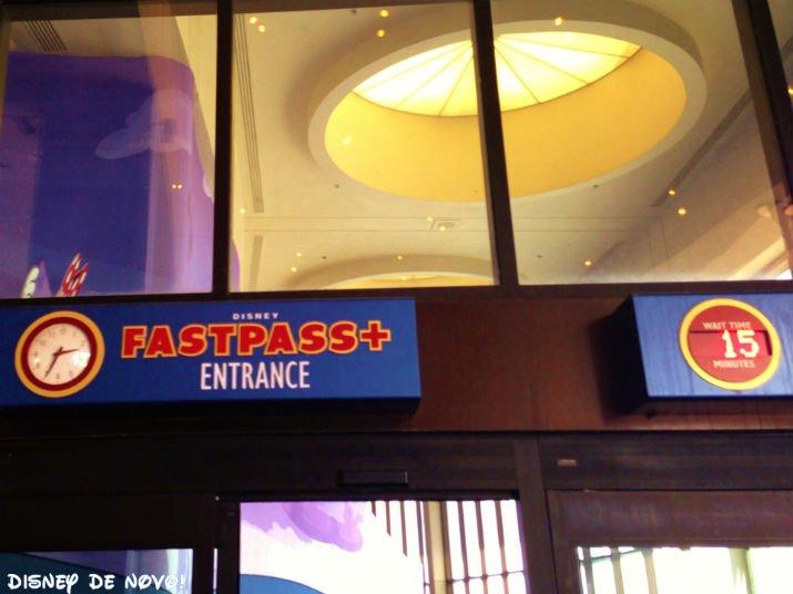 Benefícios dos hotéis da Disney Fastpass