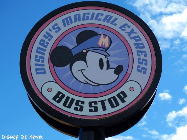 Benefícios dos hotéis da Disney Magical Express