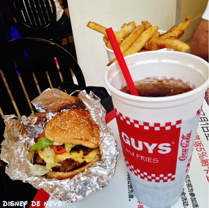 Five Guys Hamburguer
