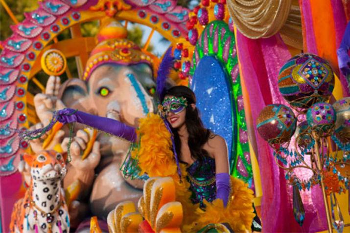 Mardi Gras Colares