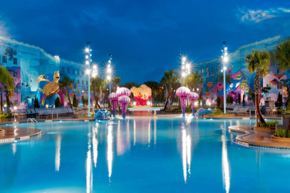 Promoções dos Hotéis Disney — 2016