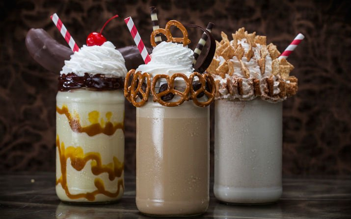 Toothsome Chocolate Factory Milk-Shake