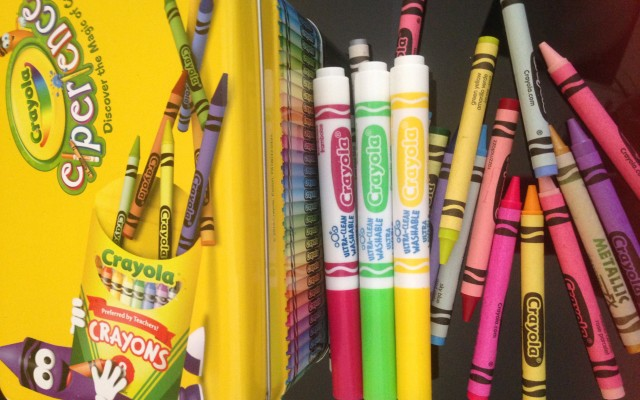A loja da Crayola em Orlando