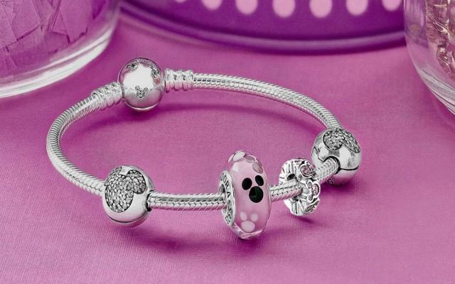 Nova coleção Disney da Pandora