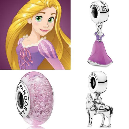 Pandora Disney Rapunzel