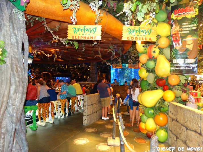 Rainforest_Cafe_Disney_Springs_Entrada