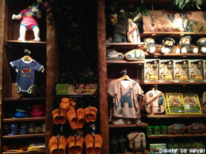 Rainforest_Cafe_Disney_Springs_Loja_Criancas