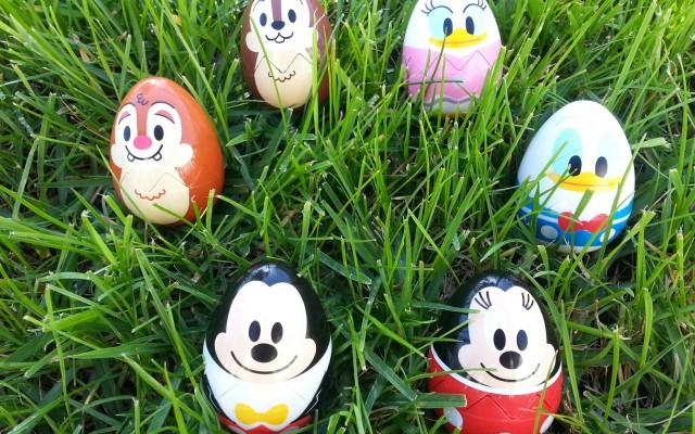 A caça aos ovos doEpcot