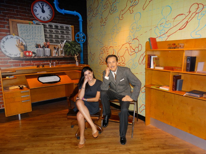 Madame Tussauds Walt Disney