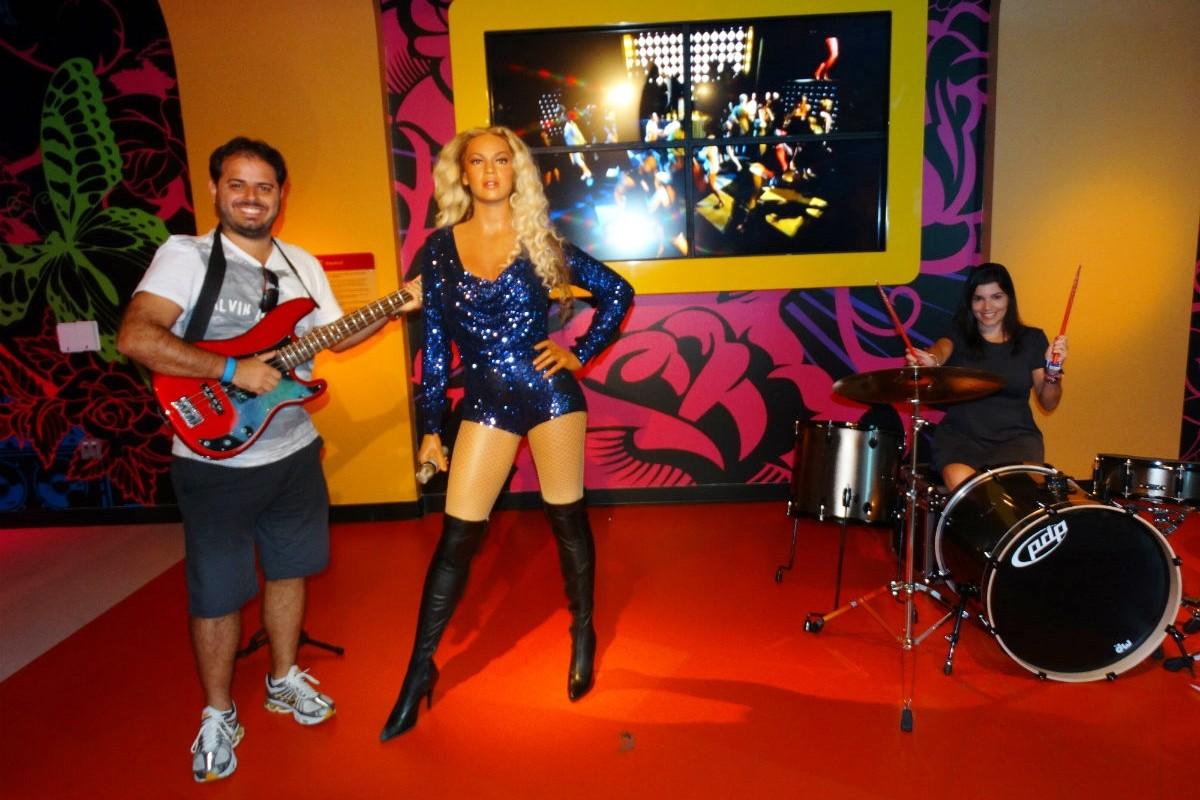 Madame Tussauds Orlando: museu de cera das estrelas