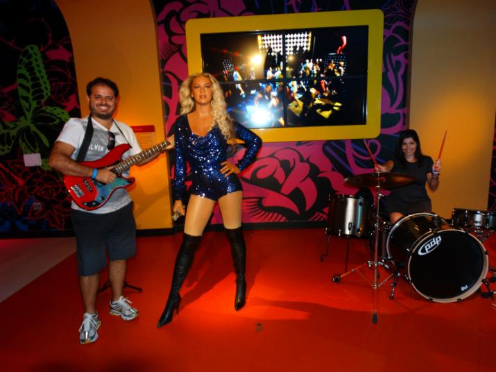Madame Tussauds Beyoncé