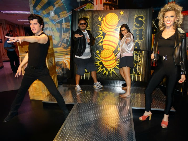 Madame_Tussauds_Orlando_Grease