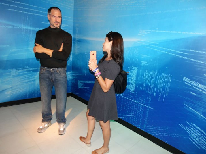 MadameTussauds Steve Jobs