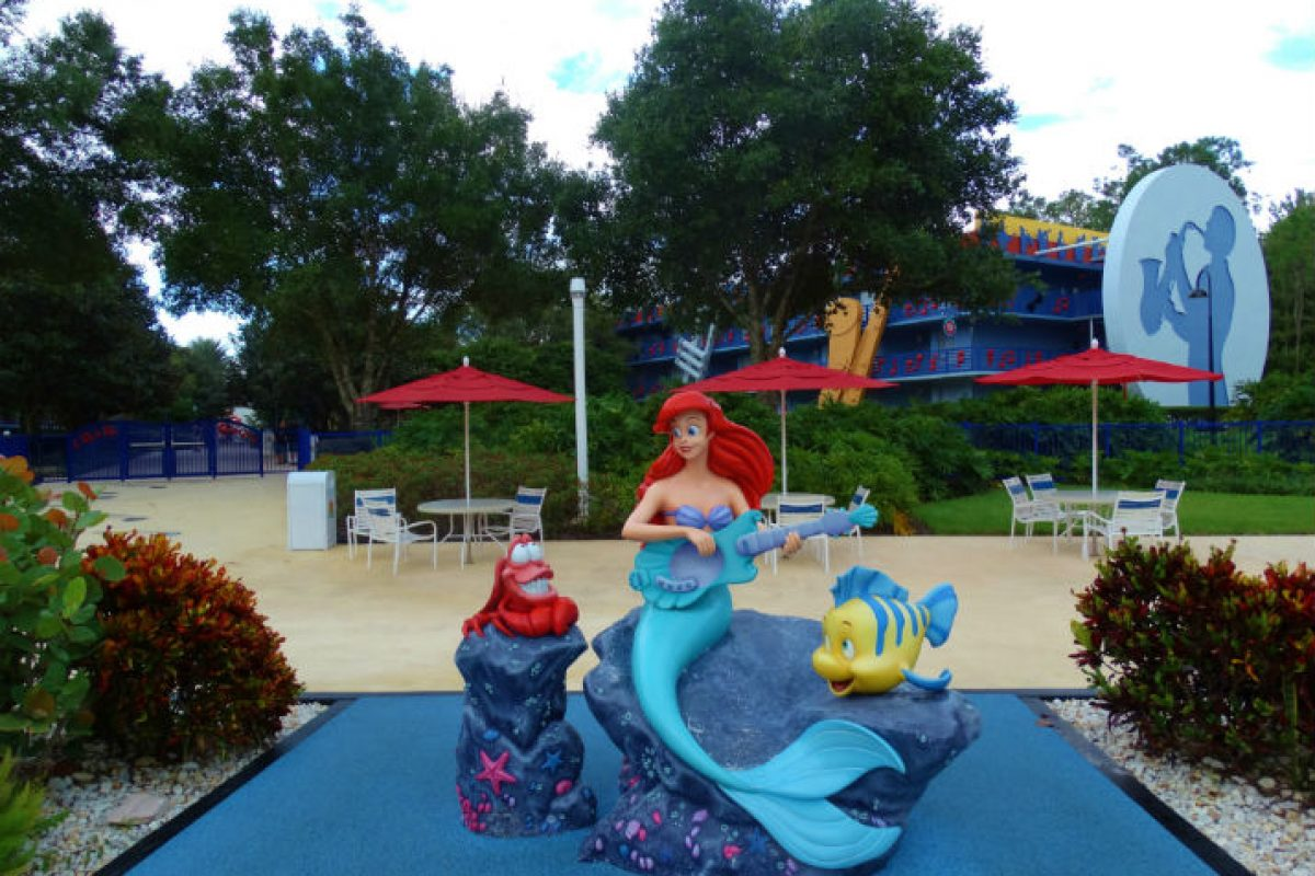 All-Star Music: hotel econômico da Disney