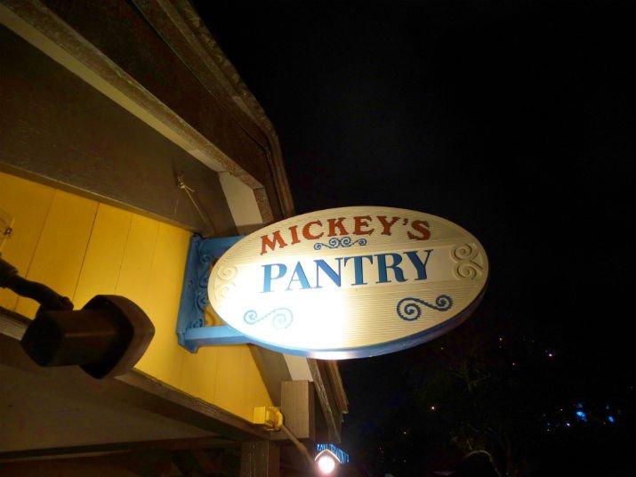 Mickey's Pantry Disney Springs