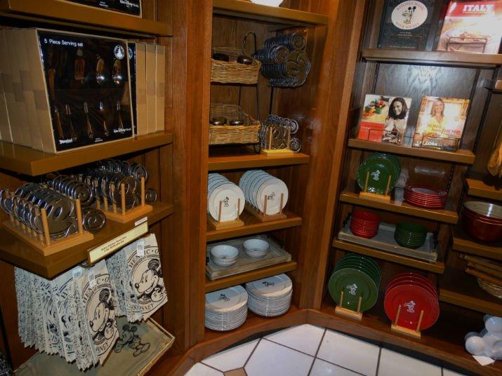 Mickey's Pantry Mickey Gourmet