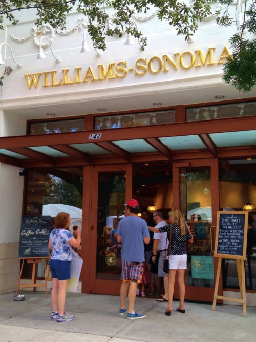 Winter Park Williams Sonoma