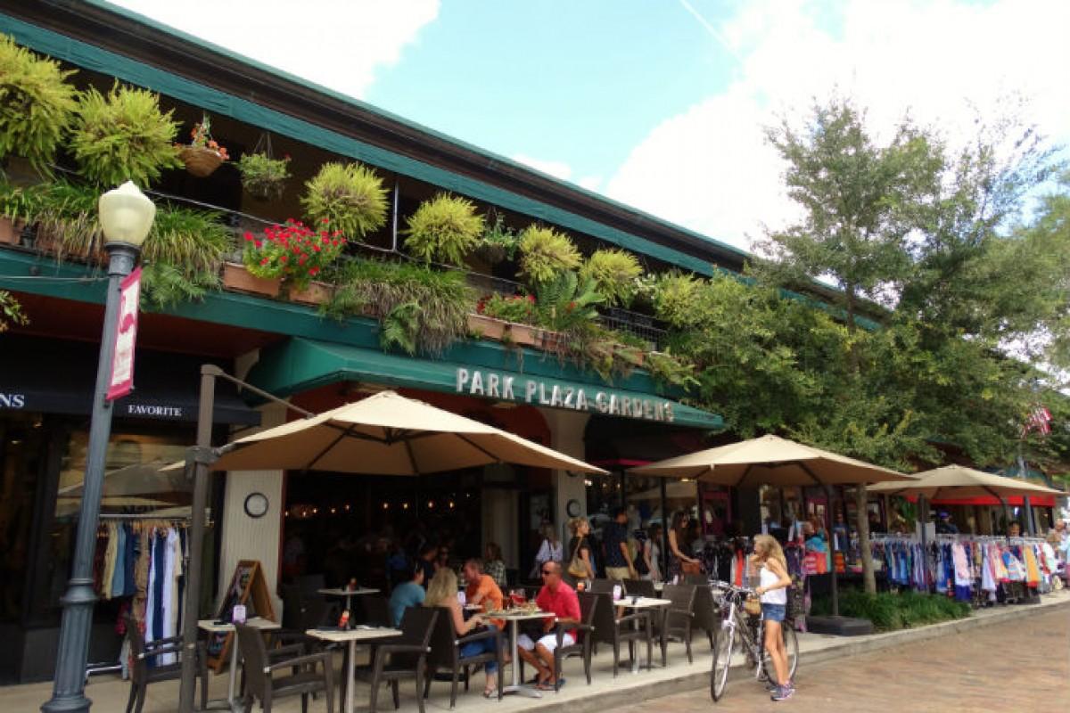 Winter Park — uma cidade charmosa perto de Orlando