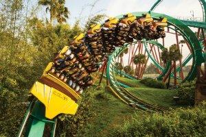Parques de Orlando Busch Gardens