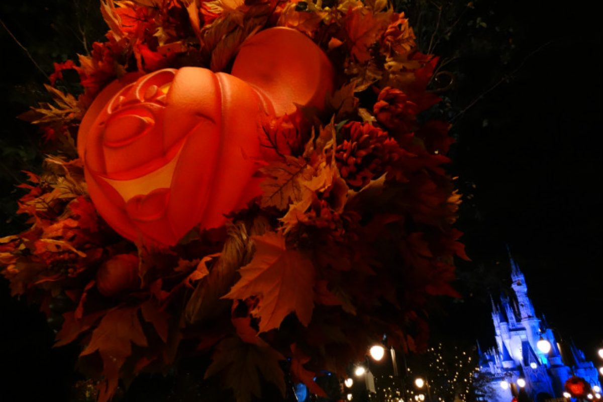 Mickey's Not-So-Scary: o Halloween da Disney